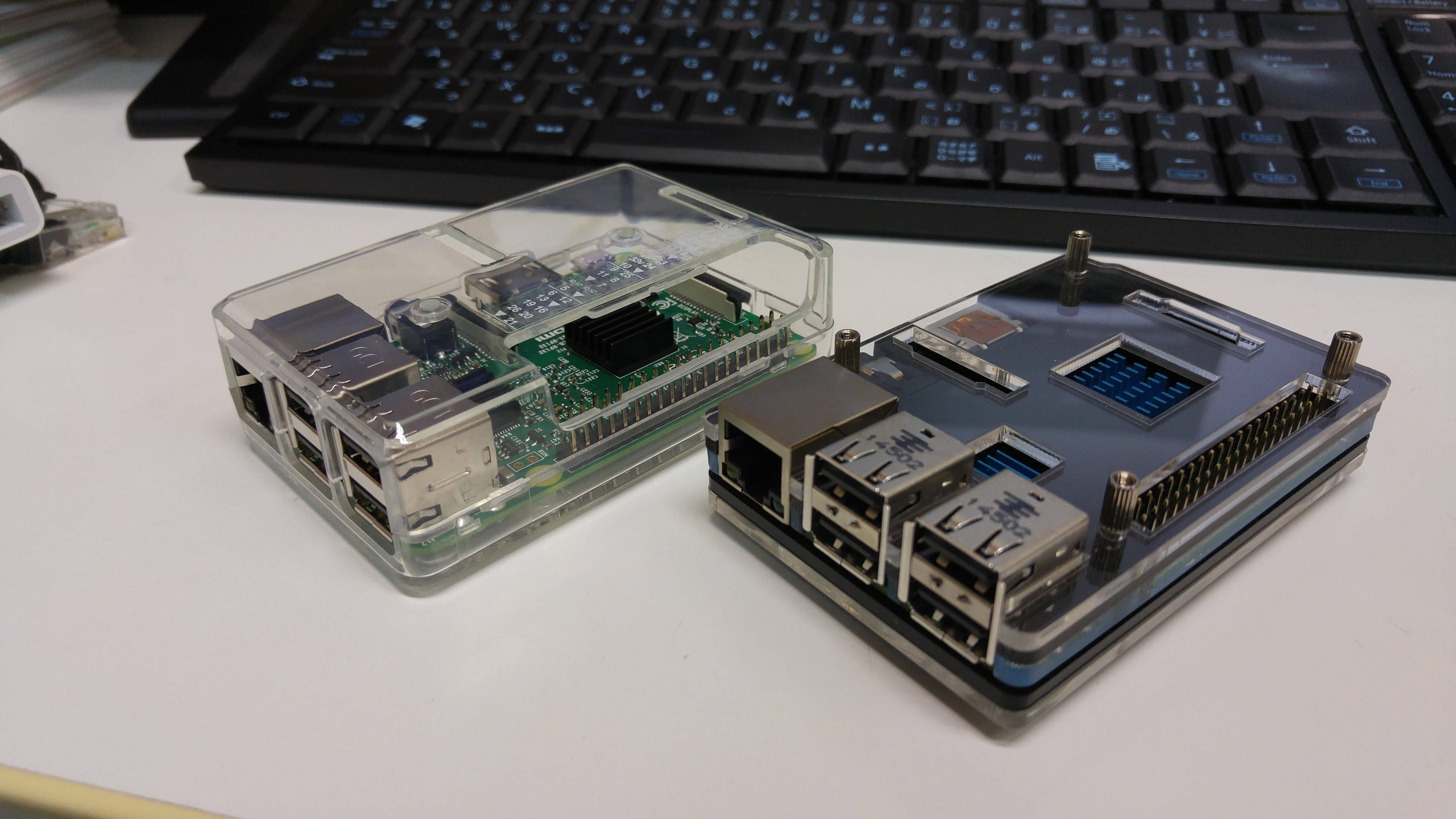 Macを使ったRaspberry Pi 3 model Bの初期設定まとめ